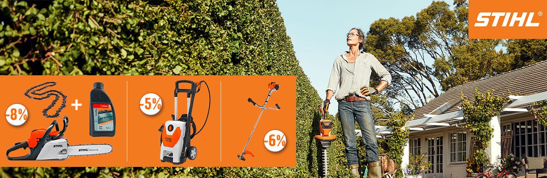 STIHL - есенна промоция инструменти на топ цени от магазини Баш Майстора!