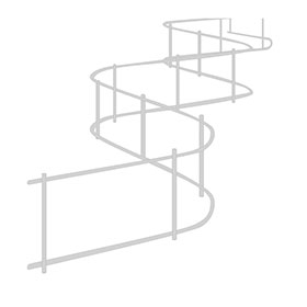 Фиксатори линейни метални