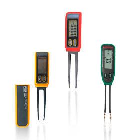 Капацитетомер за кондензатори