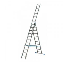 Алуминиеви стълби трираменни