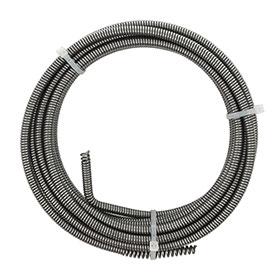 Спирали за машина за почистване на тръби