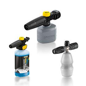 Пеногенератори за водоструйки