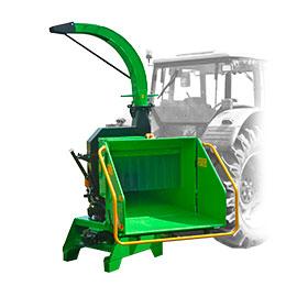 Задвижвани от трактор дробилки