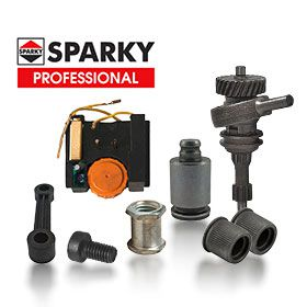 Резервни части Sparky
