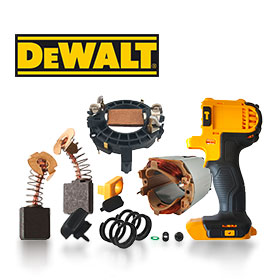 Резервни части Dewalt