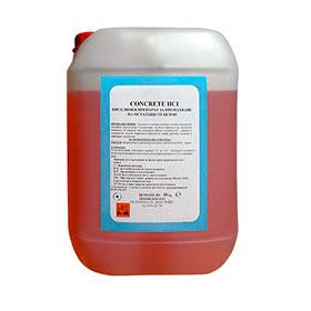 Препарати за отстраняване на замърсяване от бетон