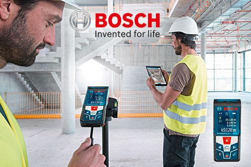 Лазерна ролетка BOSCH GLM 50 C - отзиви и характеристики.
