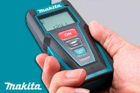 Makita разшири гамата си от измервателни инструменти.