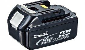 Нова четири амперчасови литиево-йонни батерии на Макита