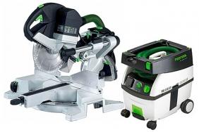 Festool е синоним на машини с високо качество и техническо съвършенство
