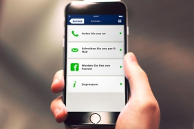 Festool приложение за iOS и Android