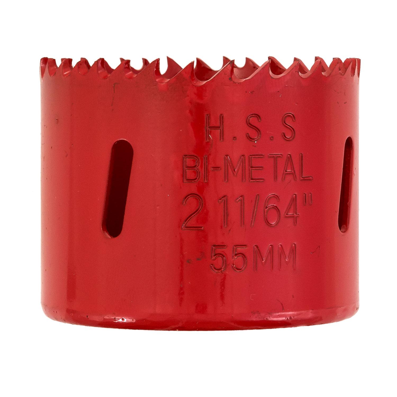 Боркорона KEIL 25мм, за дърво и цветни метали, HSS-Co, Bi-Metal - big, 107675