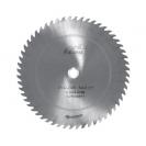 Диск циркулярен с вълчи зъб PILANA 350x2.2x30мм Z=56, за рязане на мека и твърда дървесина, инстр. стомана - small