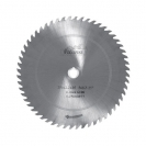 Диск циркулярен с вълчи зъб PILANA 400x2.5x30мм Z=56, за рязане на мека и твърда дървесина, инстр. стомана - small