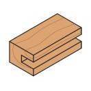 Диск с твърдосплавни пластини CMT 125/2.4/20 Z=20, за рязане на мека и твърда дървесина, шперплат - small, 87852
