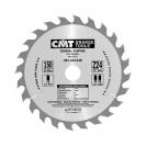 Диск с твърдосплавни пластини CMT 150/2.4/20 Z=24, за рязане на мека и твърда дървесина, шперплат - small