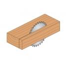 Диск с твърдосплавни пластини CMT 300/3.2/30 Z=24, за рязане на мека и твърда дървесина - small, 87397