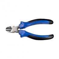 Клещи резачки ZBIROVIA ф1.6-2.0/140мм, Ni Cr, двукомпонентна дръжка