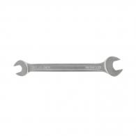 Ключ гаечен MOB&IUS 14-15мм, DIN 3110, CrV, закален, хромиран