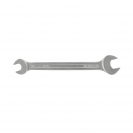 Ключ гаечен MOB&IUS 16-18мм, DIN 3110, CrV, закален, хромиран - small