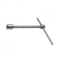 Ключ за джанти Т-образен UNIOR 30мм, CrV, закален, хромиран
