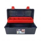Куфар за инструменти TAYG 24, с една тава, полипропилен, син - small, 136914