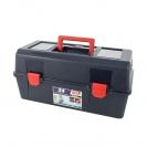 Куфар за инструменти TAYG 24, с една тава, полипропилен, син - small, 136915