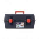 Куфар за инструменти TAYG 24, с една тава, полипропилен, син - small, 136916