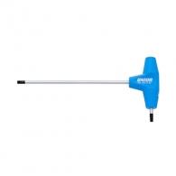 Отвертка торкс Т-образна UNIOR TX20 155мм, двустранна, закалена, CrV, еднокомпонентна дръжка