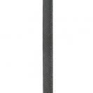Пила за метал AJAX 250мм, полуобла-PZP, 1-груба, пластмасова дръжка - small, 40659