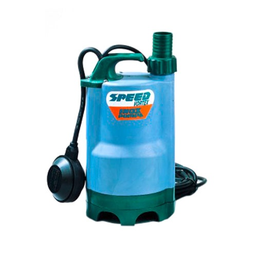 Помпа потопяема CITY PUMPS SPEED VORTEX 50M, 370W, Q=20-180 l/min, H=6.5-1.0 m, 1 1/4
