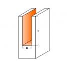 Прав фрезер CMT D=12мм I=31.7мм L=60мм S=8мм Z=2, HW, RH - small, 19660