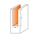 Прав фрезер CMT D=15мм I=31.7мм L=67мм S=8мм Z=2, HW, RH - small, 19788