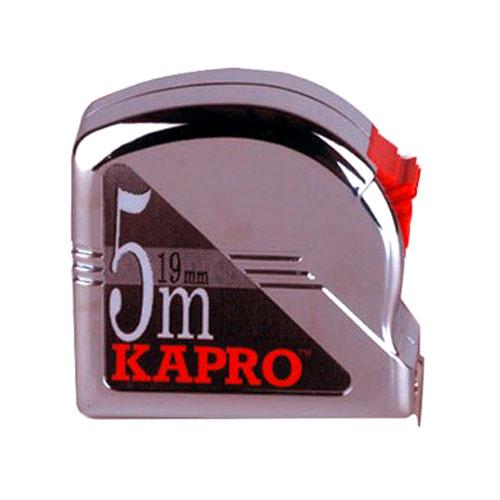 Ролетка KAPRO 500 Measuring 5m x 19mm, хромиран пласмасов корпус