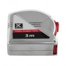 Ролетка пласмасов корпус KAPRO 500 Measuring 3м x 16мм, хромиран - small, 143457