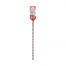 Свредло DREBO 4 PLUS 10x800/740мм, за бетон, HM, 2 режещи ръба, SDS-plus - small, 114087