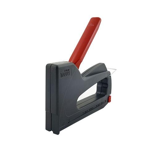Такер механичен NOVUS J-02, за кламери тип: A 6-14мм и скоби тип: L 14мм