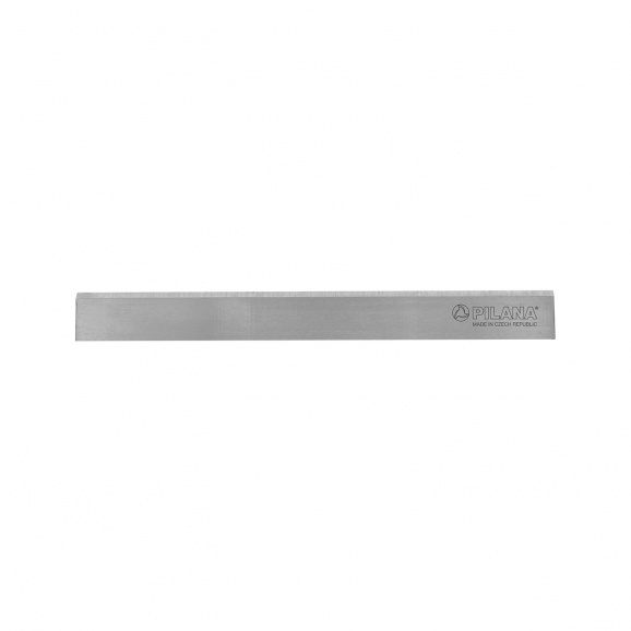 Абрихт нож PILANA 640x30x3мм, DS, 40°, за мека дървесина