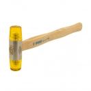 Чук пластмасов UNIOR ф22мм, с дървена дръжка - small, 101994