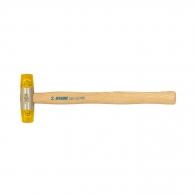 Чук пластмасов UNIOR ф22мм, с дървена дръжка