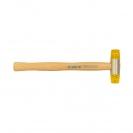 Чук пластмасов UNIOR ф22мм, с дървена дръжка - small, 16177