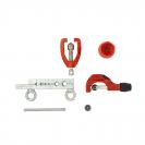 Инструменти за рязане и разширяване на медни тръби UNIOR, тръборез 3-32мм, разширител 4.75-14мм - small, 132064