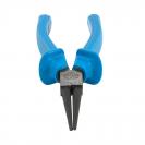 Клещи жустерни UNIOR 160мм, прави, CS, кръгли челюсти, еднокомпонентна дръжка - small, 147955
