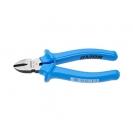 Клещи резачки UNIOR 160мм, ф1.6/2.5мм, CS, еднокомпонентна дръжка - small