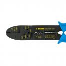 Клещи за кабелни обувки UNIOR 1.5-6.0мм2, за неизолирани кабелни обувки, еднокомпонентни дръжки - small, 109562