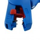 Клещи за заголване на кабели UNIOR 0.2-6.0кв.мм, автоматични, изолирани, вграден резач за кабели до 2.0кв.мм - small, 100685