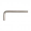 Ключ Г-образен UNIOR 4.0мм, шестостен, никелиран, закален, CrV - small