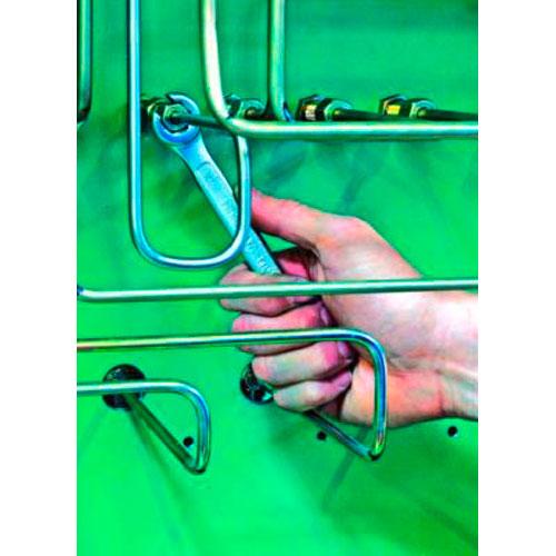 Ключ специален рязан UNIOR 11-13мм, CrV, закален, хромиран - big, 29487