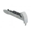 Ключ за маслен филтър UNIOR 60-140мм, с верига, 220мм-дължина, CrV - small, 35865