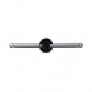 Ключ за свещи UNIOR 16/145мм, CS, хромиран - small, 102790